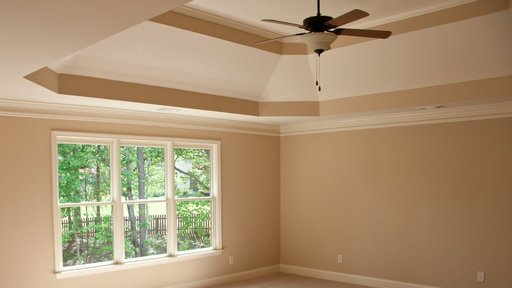 Ceiling Refinishing