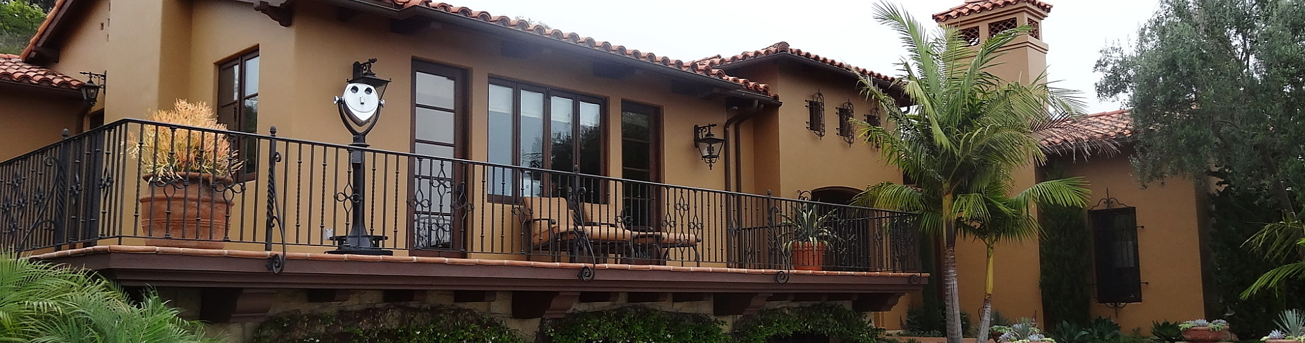 Montecito Exterior Painting and Wood Refinishing